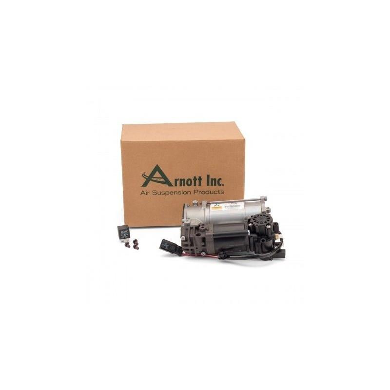 W212 AIRMATIC (AMG)-Luftkompressor Arnott P-2830 Mercedes W212 W218-Luftfjädring24.se ägs av Mr-Parts Sweden AB SE556909515001