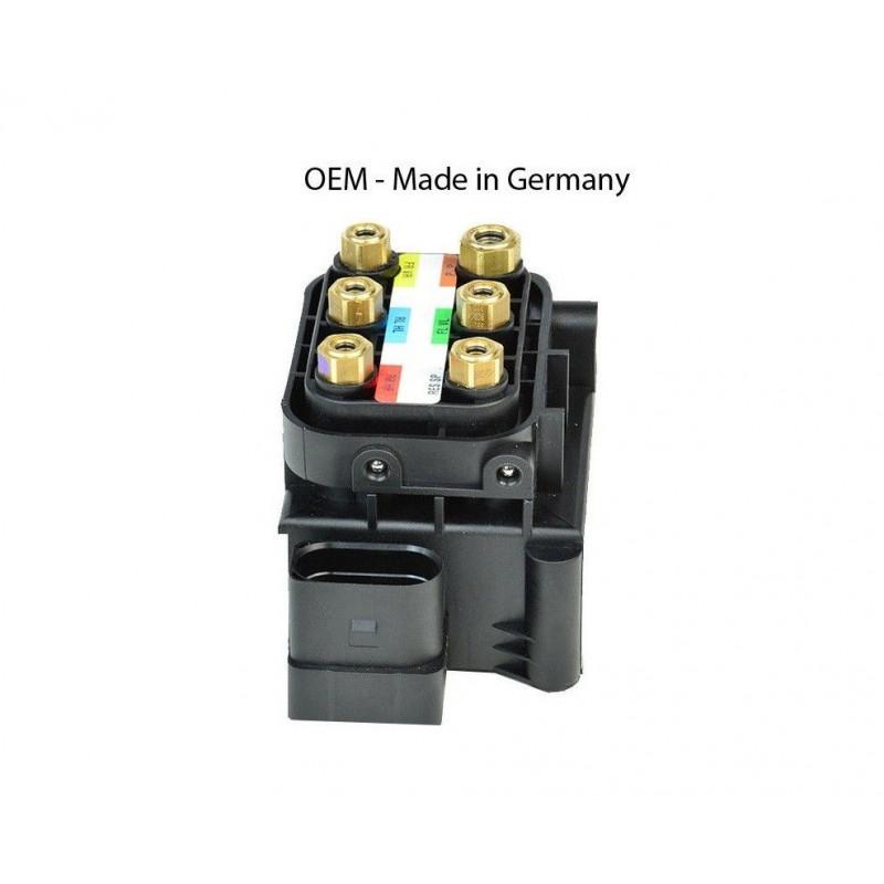 MERCEDES-Ventilblock Mercedes 2123200358-Luftfjädring24.se ägs av Mr-Parts Sweden AB SE556909515001