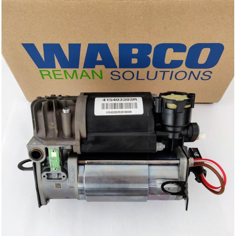 AUDI A6 ALLROAD 4B 99-05-Luftkompressor Wabco 4Z7616007-Luftfjädring24.se ägs av Mr-Parts Sweden AB SE556909515001