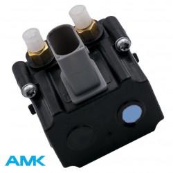 Ventilblock BMW E70 E71 AMK 108670 - Luftfjädring24