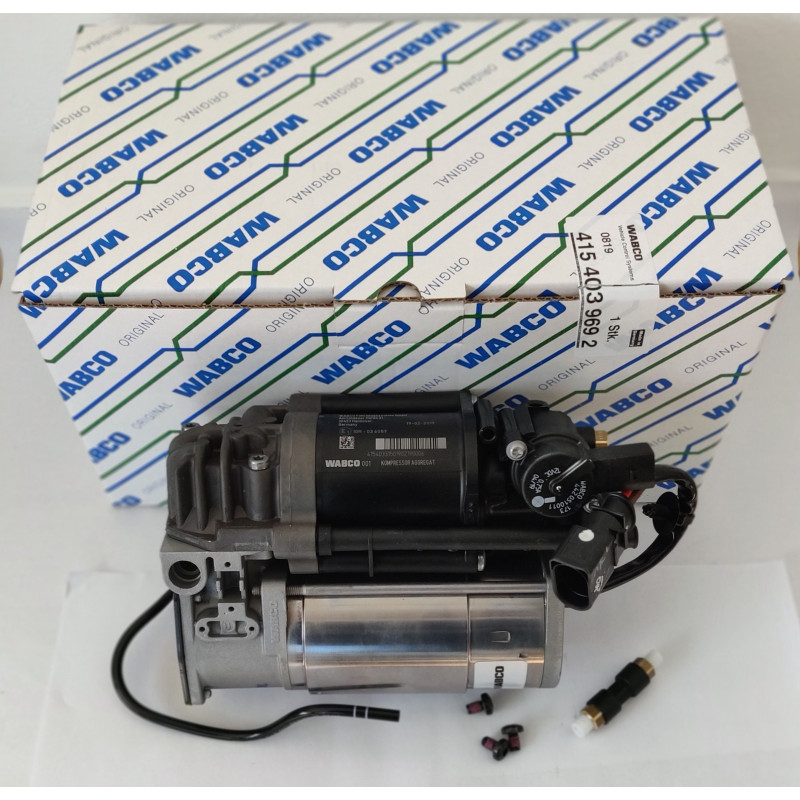 AUDI A6 ALLROAD 4G 10-18-Luftkompressor WABCO 4154039692-Luftfjädring24.se ägs av Mr-Parts Sweden AB SE556909515001