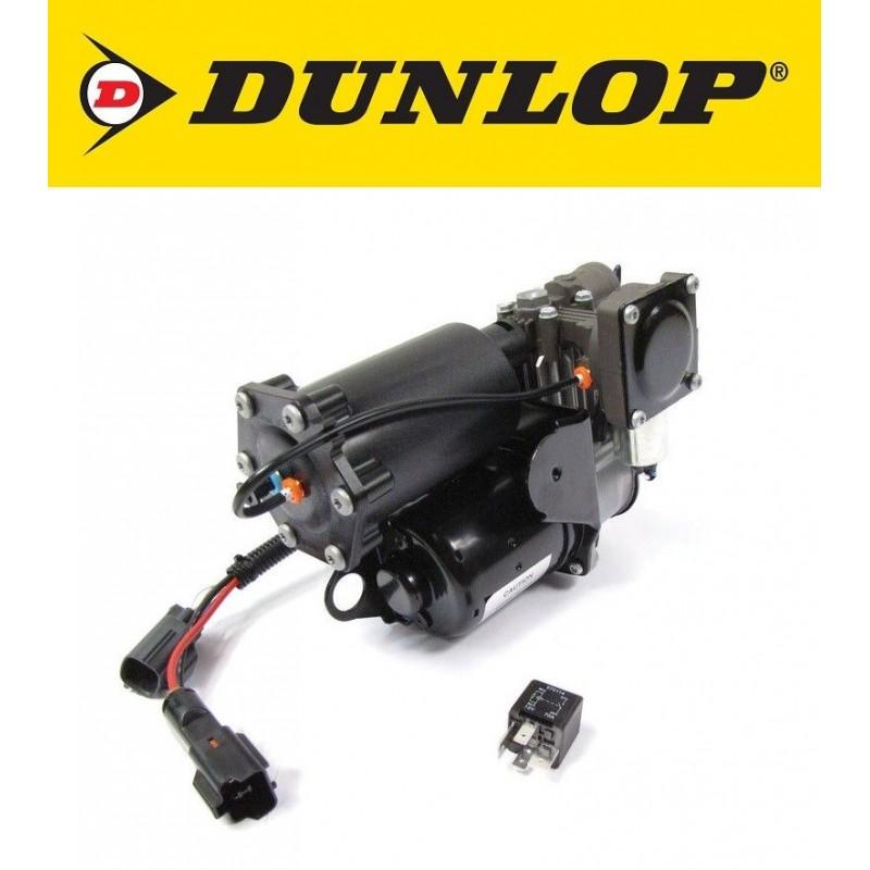 LR Range Rover Sport-Luftkompressor Dunlop LR023964-Luftfjädring24.se ägs av Mr-Parts Sweden AB SE556909515001