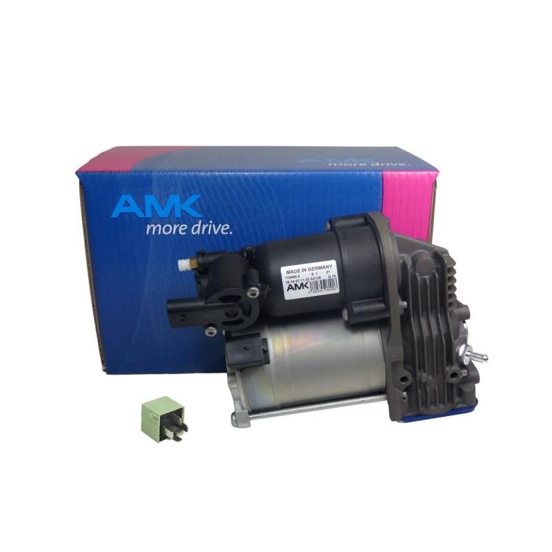 BMW 5 E61 04-10-Luftfjädring kompressor AMK A2125 BMW E61-Luftfjädring24.se ägs av Mr-Parts Sweden AB SE556909515001