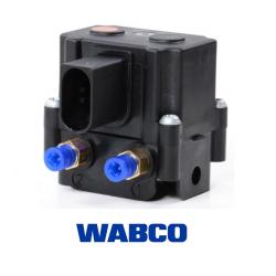 Luftaffjedring Solenoid Valve Block BMW Wabco 4722555610 WABCO - 3