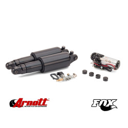 H-D V-Rod Ultimate Ride Kit w/Rebound Arnott Fox MC-3110 (BLACK) ARNOTT - 4
