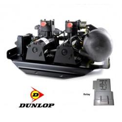 Luftaffjedring DUNLOP dual Kompressor Hummer H2 DUNLOP - 3