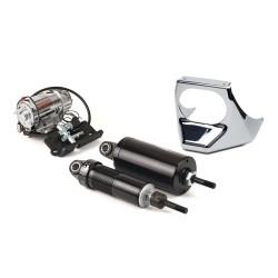 Luftfjädringssystem Harley Davidson Softail Arnott MC-2909 (Chrome) - Luftfjädring24